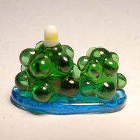 江の島(立体) ガラス細工 雑貨 置物