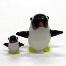 他の写真2: コウテイペンギンの赤ちゃん S ガラス細工 雑貨 置物