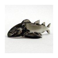 シノノメサカタザメ ガラス細工 雑貨 置物