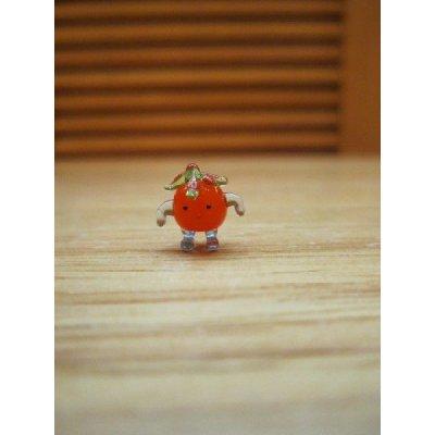 画像1: ミニミニ カキ君 ガラス細工 雑貨 置物