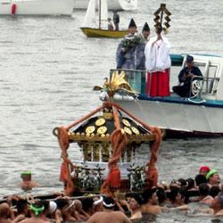 【湘南・江の島から】江の島天王祭無事終わりました!