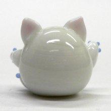 他の写真2: 福招き猫 L ガラス細工 雑貨 置物