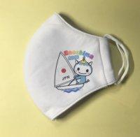 ふじキュンマスク-ヨット